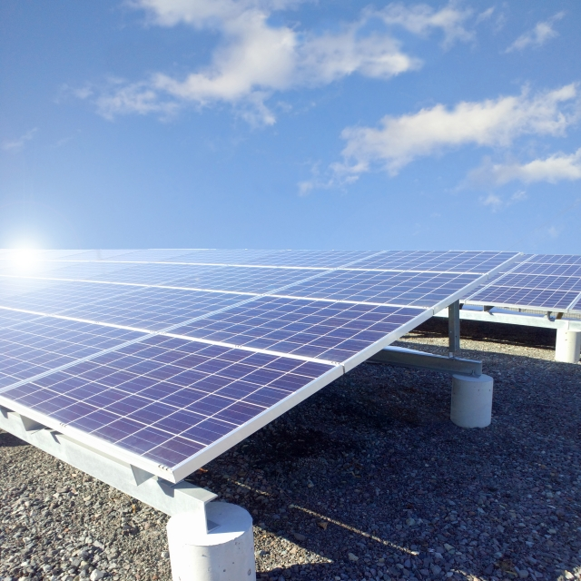 太陽 電池 仕組み